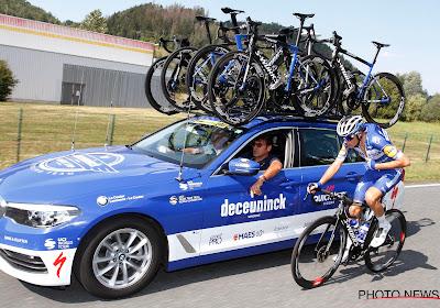 Keisse won afvallingsrace tussen ploegmaats van Deceuninck-Quick.Step