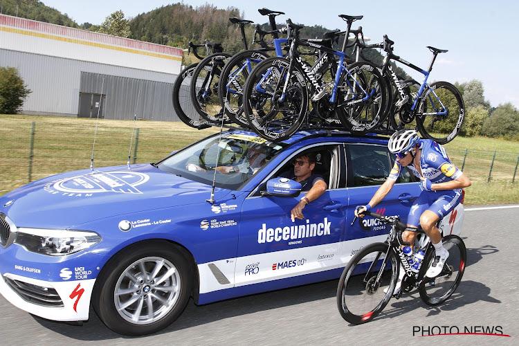 Lampaert blijft met vijfde plaats in derde rit aan de leiding in Slovakije, ritzege voor Franse sprinter