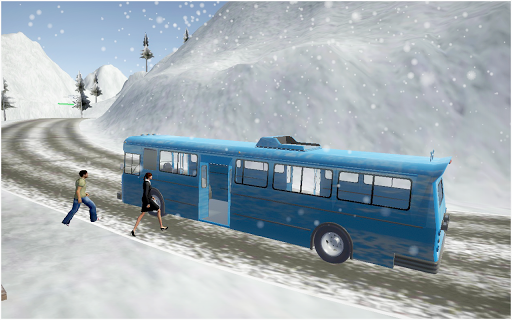 Hill Station Drive: Snow Bus