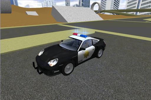 Police Car Stunt 3D:Fast Drive