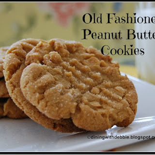 Homemade Peanut Butter Cookies Without Baking Soda Recipes