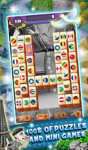 Mahjong World Tour u2013 City Adventures  screenshots 4
