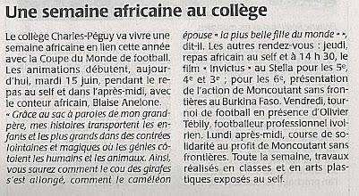 Photo: 2010-06-15 CO semaine Afrique
