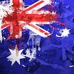 Australia GO Keyboard theme