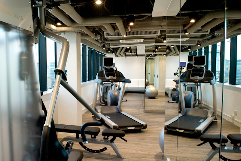 Gym at Chatham Circuit Serviced Apartments, Kowloon