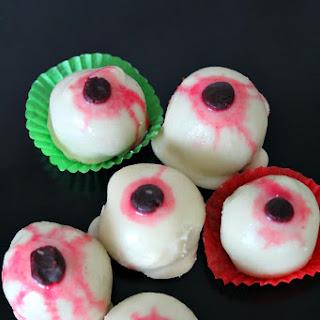 Red Velvet Cake Eyeballs