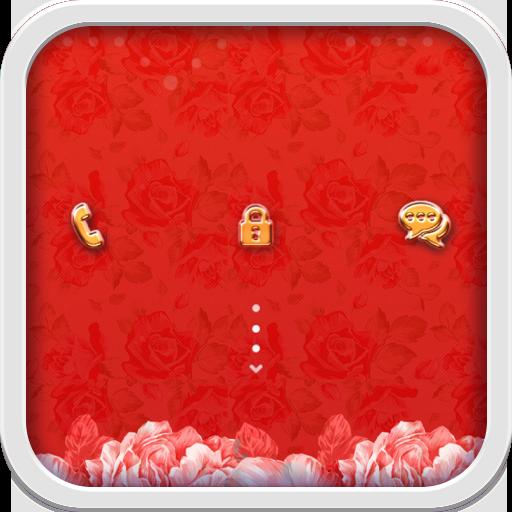 個人化App|GOロッカーレッドローズ LOGO-3C達人阿輝的APP