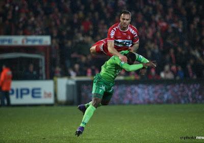 Maxime Chanot verlaat KV Kortrijk voor New York City FC