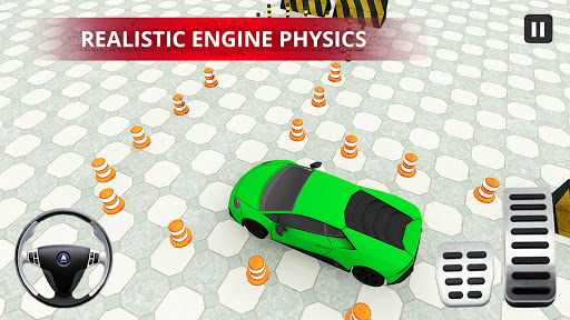 Car Parking 3d Game 2020 - Parking Challenge Game 1.0 screenshots 10