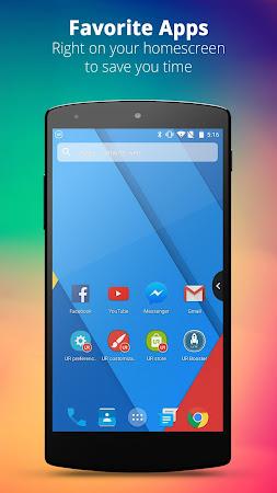 UR 3D Launcher—Customize Phone 3.0.1553.0 screenshot 411840