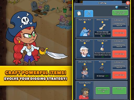 Tap Tap Dig 2: Idle Mine Sim screenshots 15