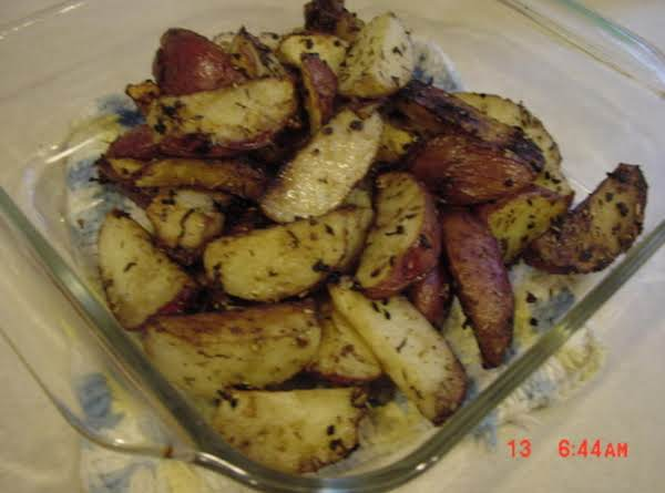 Balsamic Roasted Red Potatoes Recipe