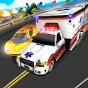 corredor de ambulancia icon