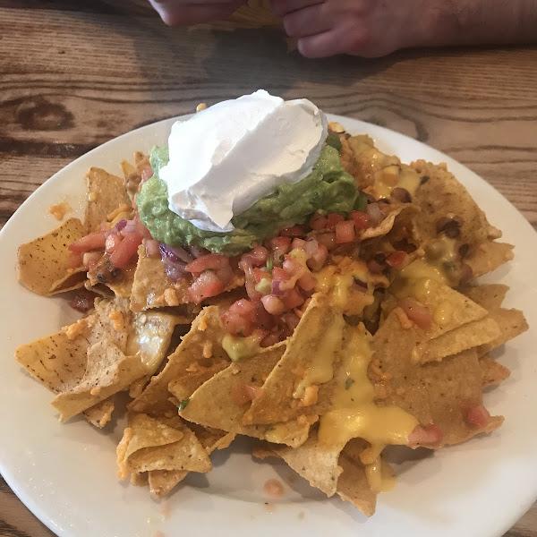 Vegan, GF nachos 🙌