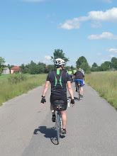 Photo: Niektórzy dawali radę na monocyklu. ;)
