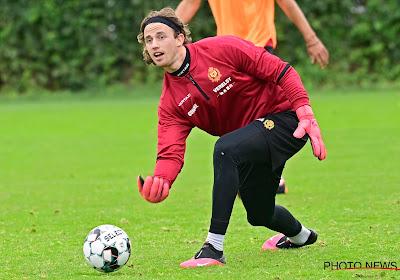 Martinez appelle un jeune gardien chez les Diables rouges pour remplacer Kaminski