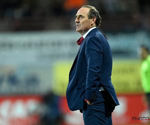 """Yves Vanderhaeghe pas insensible au jeu d'un Anversois : """"Je pourrais travailler avec lui"""""""