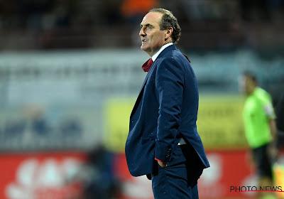 """Yves Vanderhaeghe zag Kortrijk de beste helft van het seizoen spelen: """"En dan lopen we kinderlijk uit positie"""""""