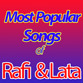 Rafi and Lata Duet Hits