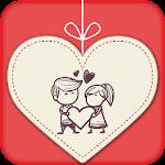 Love Chat Stickers - Romantic Love Stickers Icon