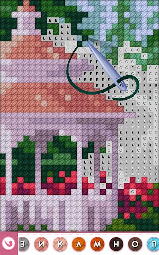Cross-Stitch Masters screenshots 12