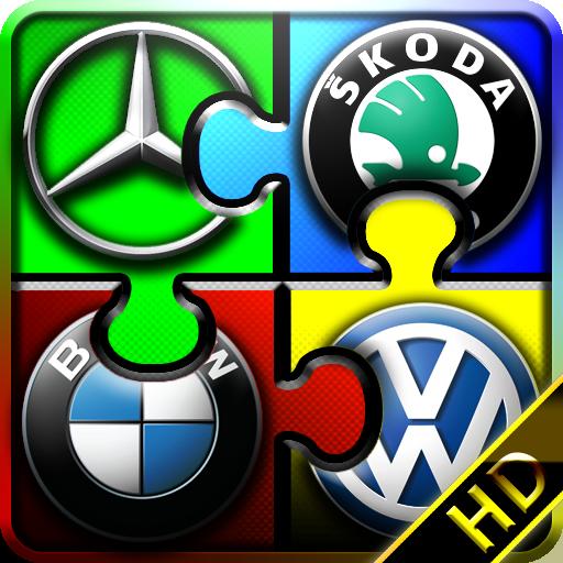 Cars Logos Puzzles HD (game)