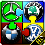 Cars Logo Puzzles HD