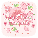 (FREE) Love Petal 2 In 1 Theme icon