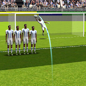 2 Player Free Kick