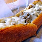 Philly Sandwich on Hero