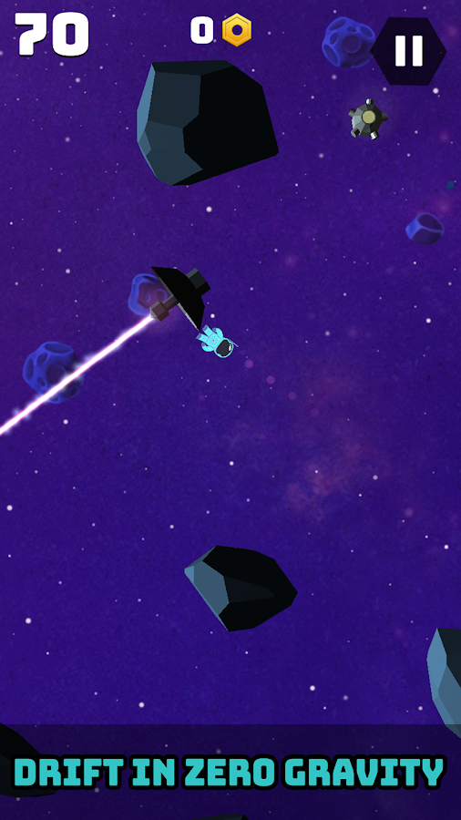 Sticky Space- screenshot