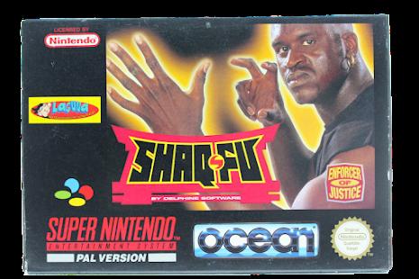 Shaq Fu: Enforcer of Justice