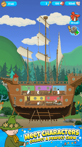 Moomin: Match And Explore 0.21.0 screenshots 1