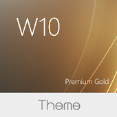 Lollipop W10 Premium Gold