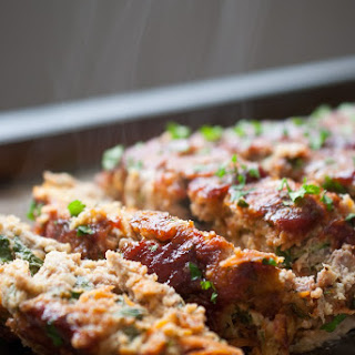 Meatloaf With Spinach And Carrots Recipes.