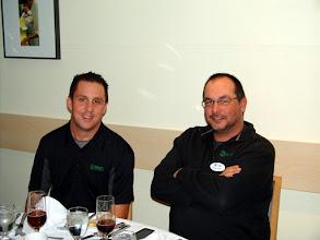 Photo: Paul Brisson & Pierre Richer of Dilfo