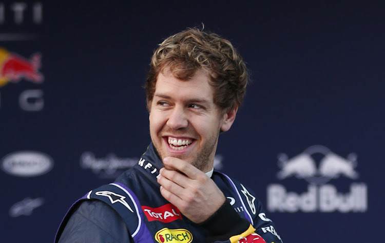 Sebastian Vettel of Germany. Picture: REUTERS
