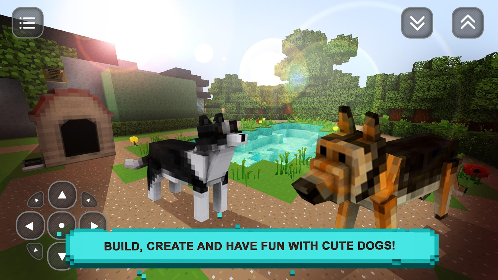 Pet Puppy Love: Girls Craft- screenshot