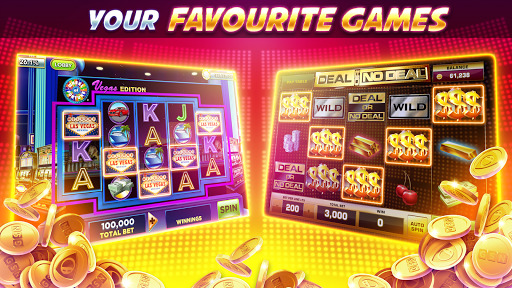 GSN Casino: Play casino games- slots, poker, bingo 4.0.14 screenshots 2