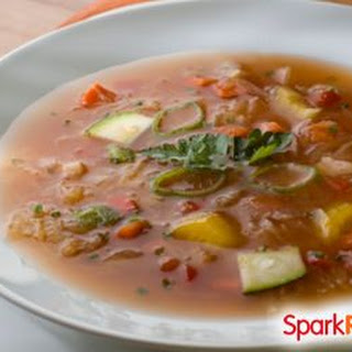 Cabbage Vegetable Soup.