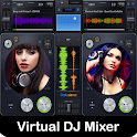 DJ Mixer 2021 : Bass Booster Music Player icon