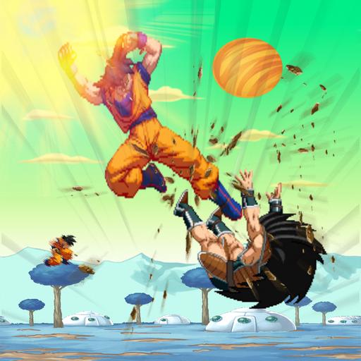 Goku Saiyan for Super Battle Z (game)