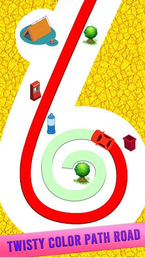 Line Color Game 3D apklade screenshots 1