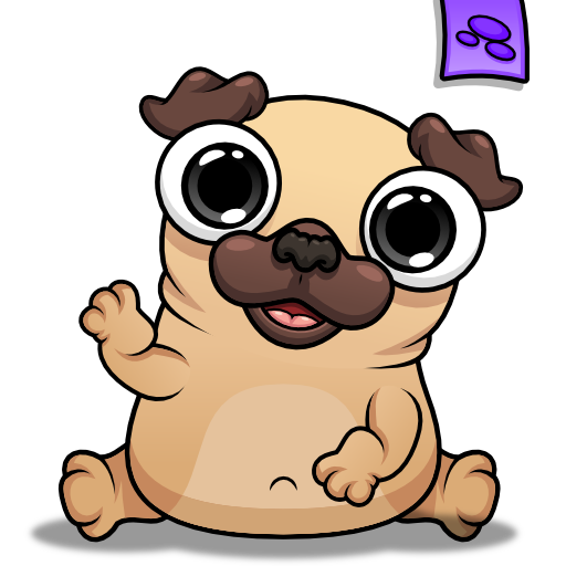 Pug - My Virtual Pet Dog file APK for Gaming PC/PS3/PS4 Smart TV