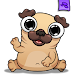 Pug - My Virtual Pet Dog icon