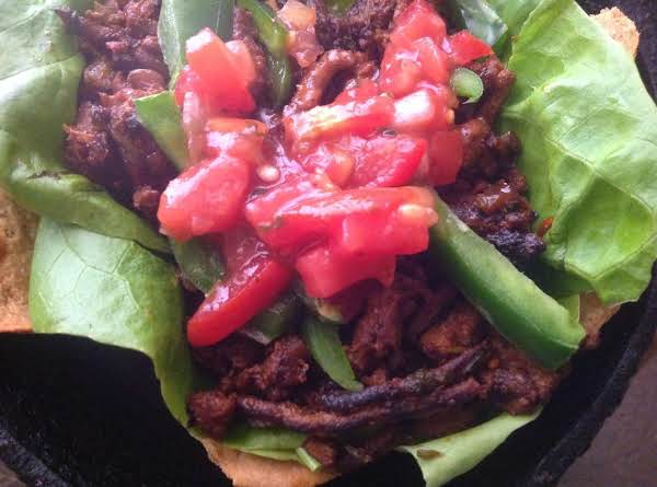 Mexicali Beef Taco Bowl Recipe