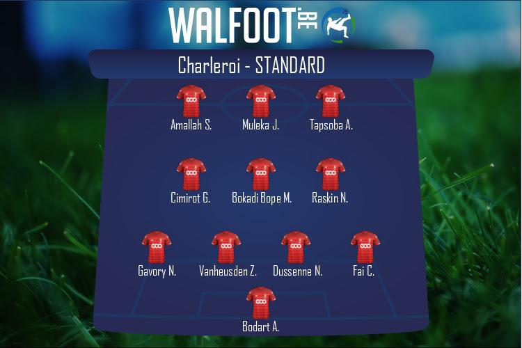 Standard (Charleroi - Standard)