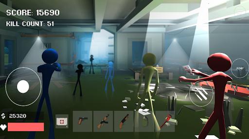 Stickman Combat Pixel Edition 8 screenshots 5
