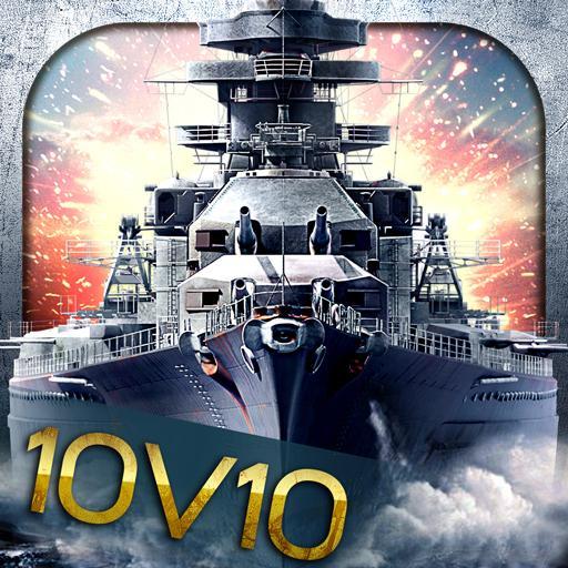 King of Warship:Sail and Shoot