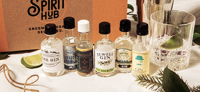 The Gin Garden Spirit Box, One of the Best Gifts for 2020